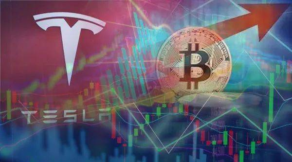 """特斯拉""""爆屏""""!刚才被五部委面试了!100亿投资比特币,这个板块疯了!比特币暴涨14%,加密货币就能买车了?"""