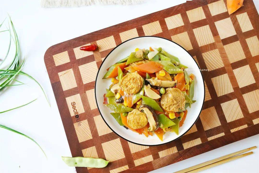 大年初一必吃的罗汉斋,餐桌上的小清新,口感清脆甘甜!!