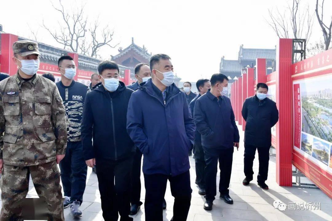 中国年在忻州:忻州古城真红火  第17张