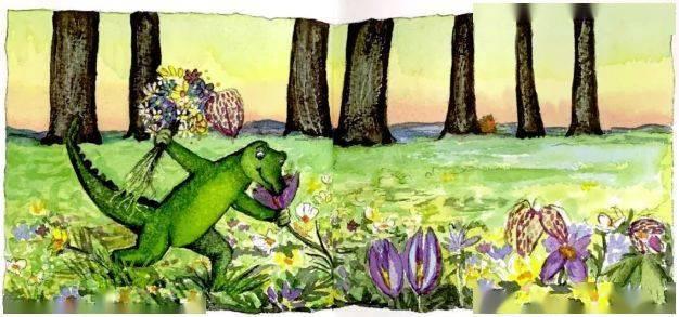 睡前故事|小鳄鱼走丢了  第2张