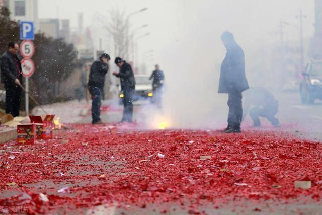 Bildergebnis für 和訊網: 這個春節,他們因違規燃放、銷售菸花爆竹被罰,個人徵信將受影響