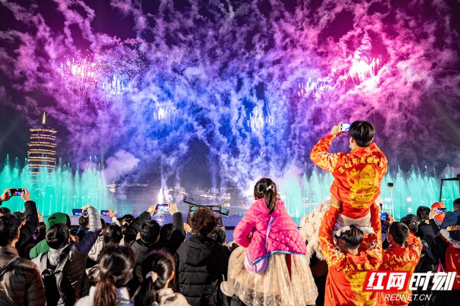 春节黄金周回来了!长沙监测景区接待110.76万人次