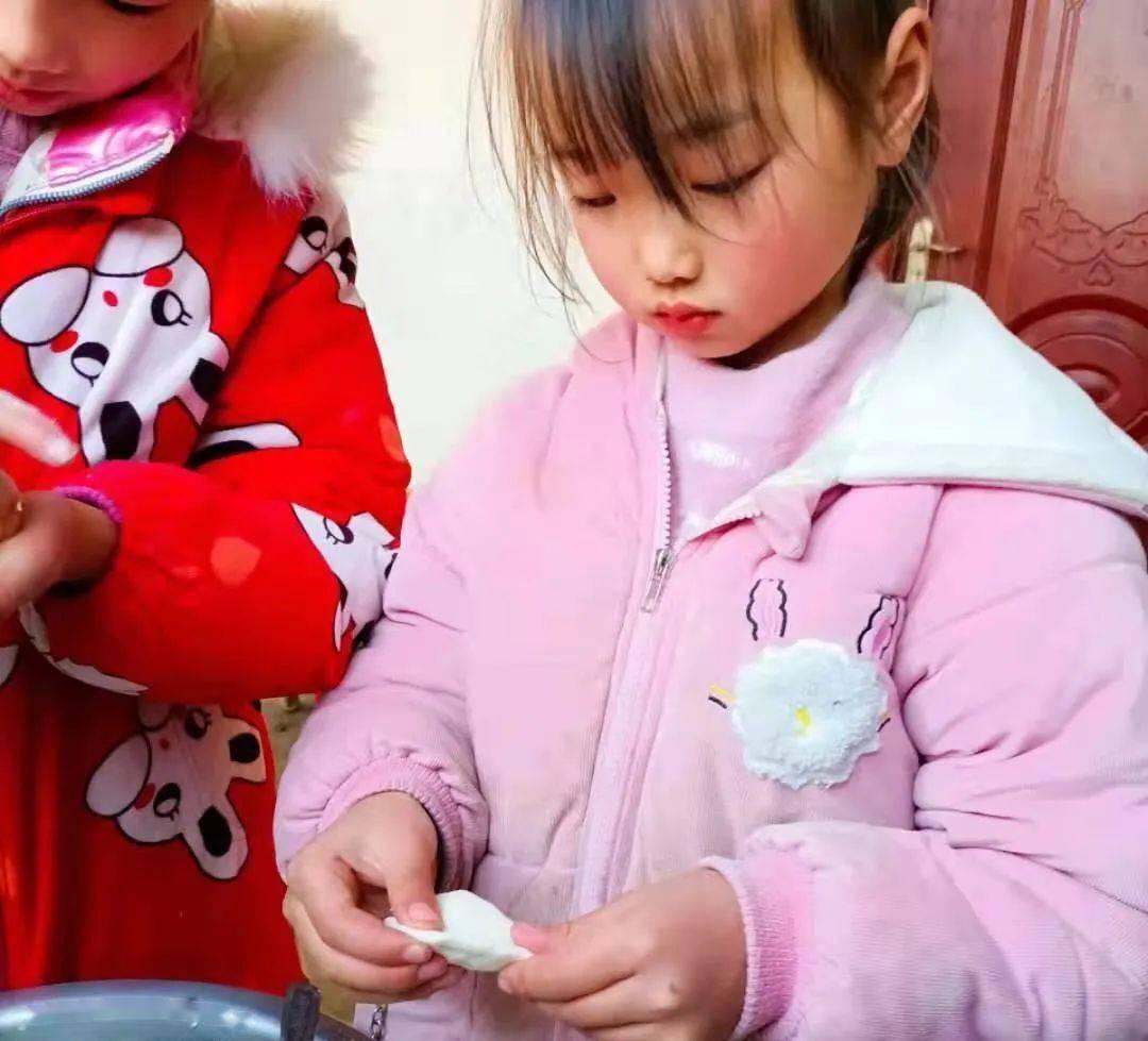 """丁湖中心校积极开展""""我们的节日——春节""""文化活动  第23张"""