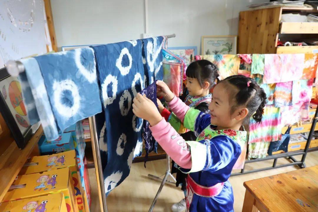 民族地区山村幼儿园提质升级路径探索  第2张
