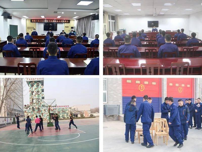 安阳支队圆满完成春节期间消防安保任务