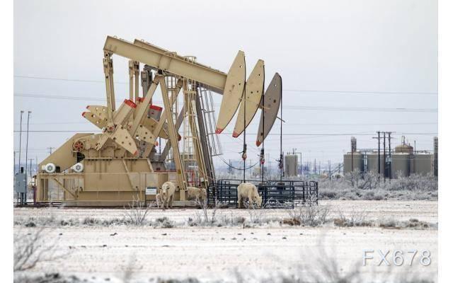 美国页岩油基地因雪灾停电瘫痪!油价持续暴涨下OPEC会提前增产吗?