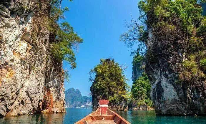 雨季必游泰国10大最美国家公园!