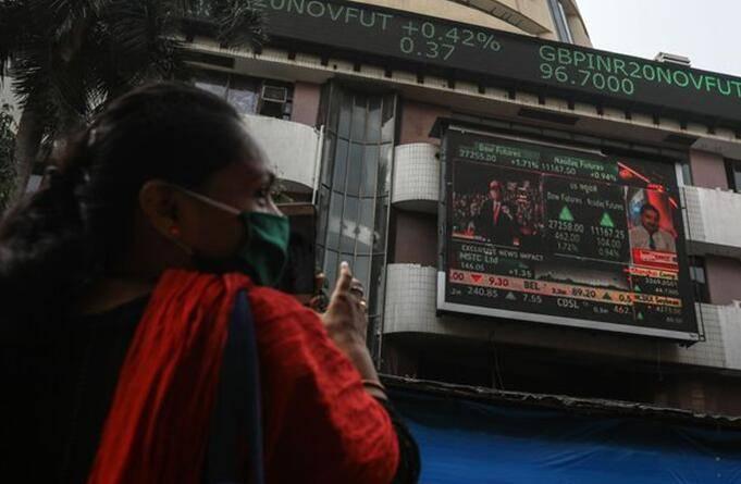 一年上涨22%堪比标普!印度股市严重背离经济现实成巨大泡沫