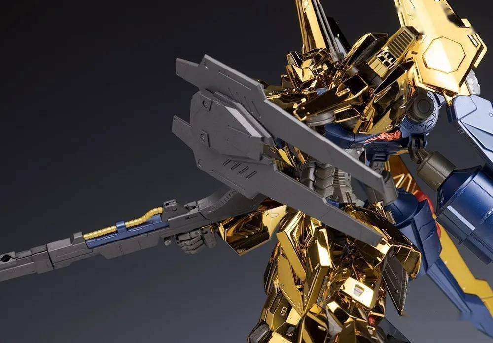 模玩测评:11区转帖系列 MG 百式 Raise Cain