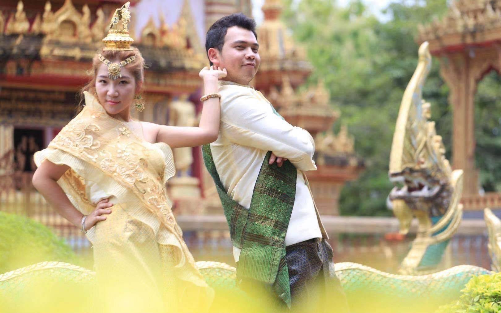 他是影视圈中文最好的泰国人,在厦门找到了新的梦想
