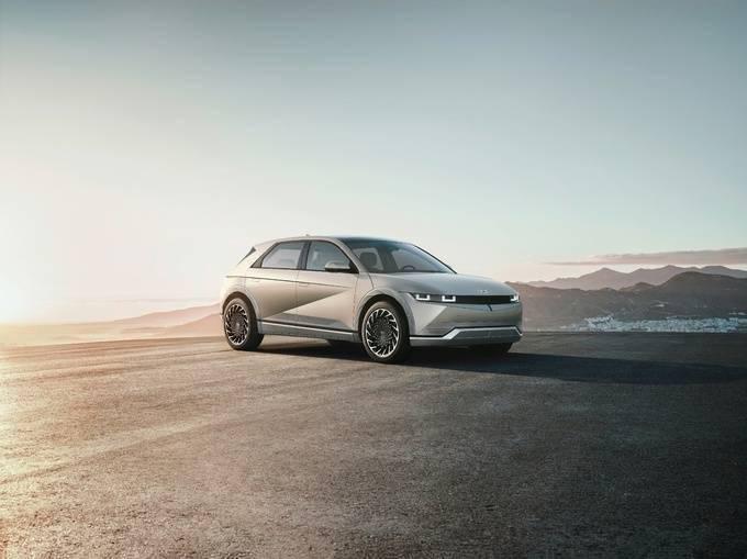 游览神器!现代全新纯电动SUV出现超越Y型,你会买吗?