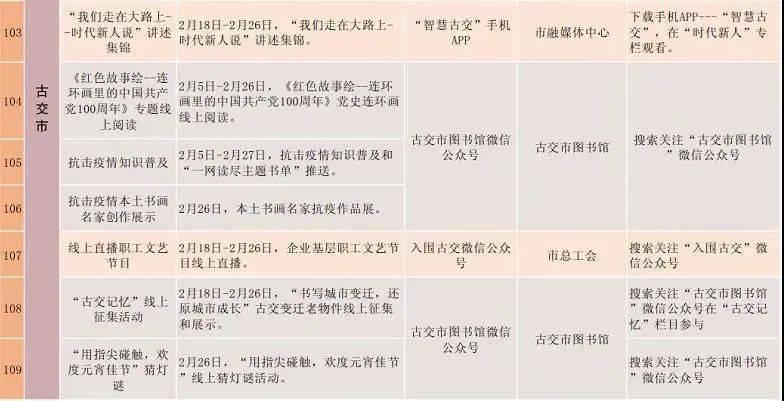 2021太原元宵节游玩超全攻略!内附线上线下节目表...  第50张