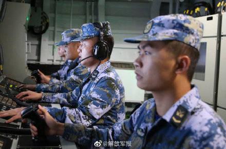 舰艇指挥员考核,火药味十足