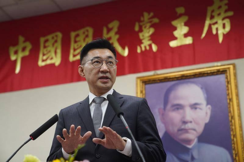 """国民党:台湾年轻人未必""""天然独"""",偏""""独""""比例大减2成"""