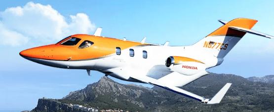 本田飞机子公司宣布,2020年将连续四年首次交付31架飞机