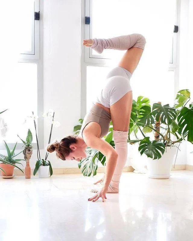 练瑜伽,你付出多少,就会收获多少!_世界