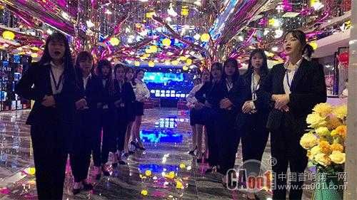 东莞高埗X-party × PEAVEY:KTV+party模式再革新!_灯光