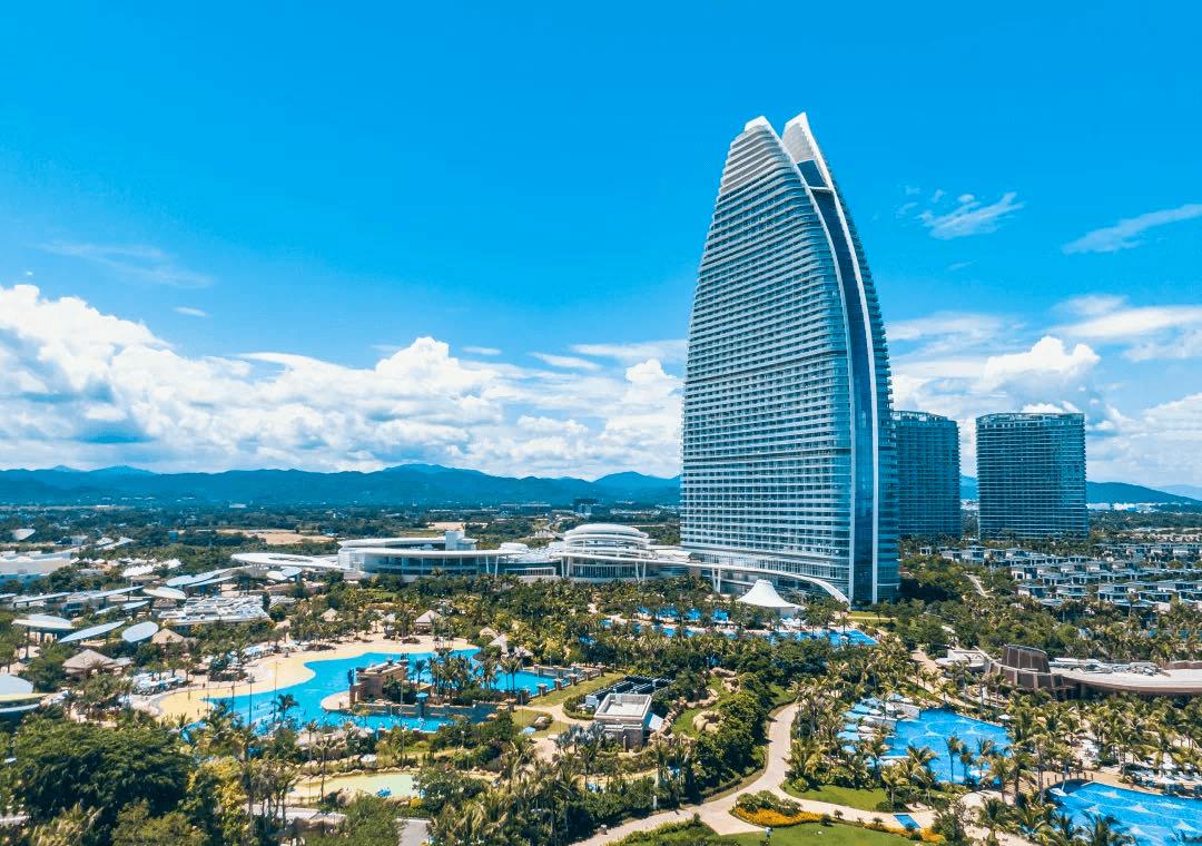 一生必住的酒店!中国第一家亚特兰蒂斯酒店,奢华极致,价格超乎你的想象!