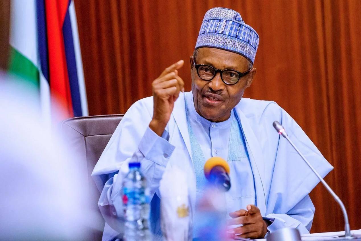 阿尔及利亚美国总统布哈里:尼政府部门不容易屈从绑匪的勒索