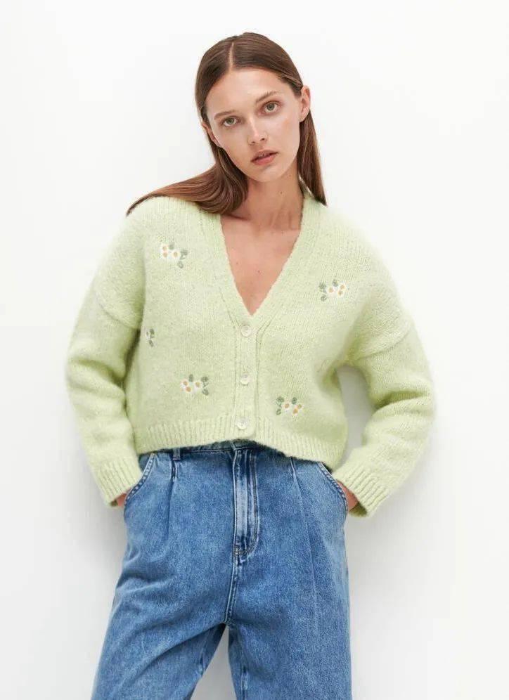开春这件奶奶衫,让你美爆整个春天!!