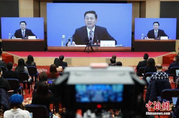 直面海内外关切,郭卫民诠释中国信心与决心