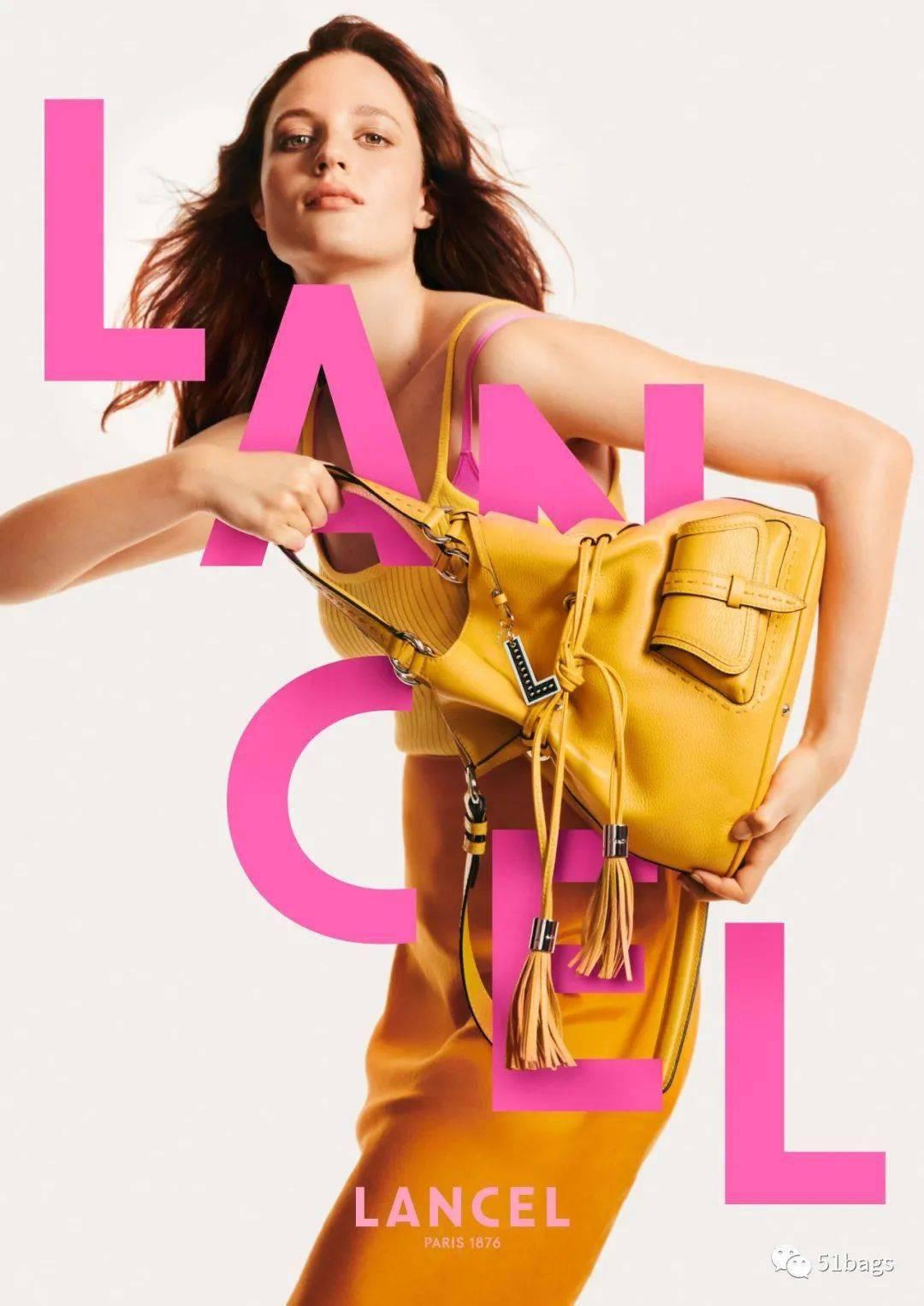 Play with Lancel   Lancel发布全新2021春夏系列