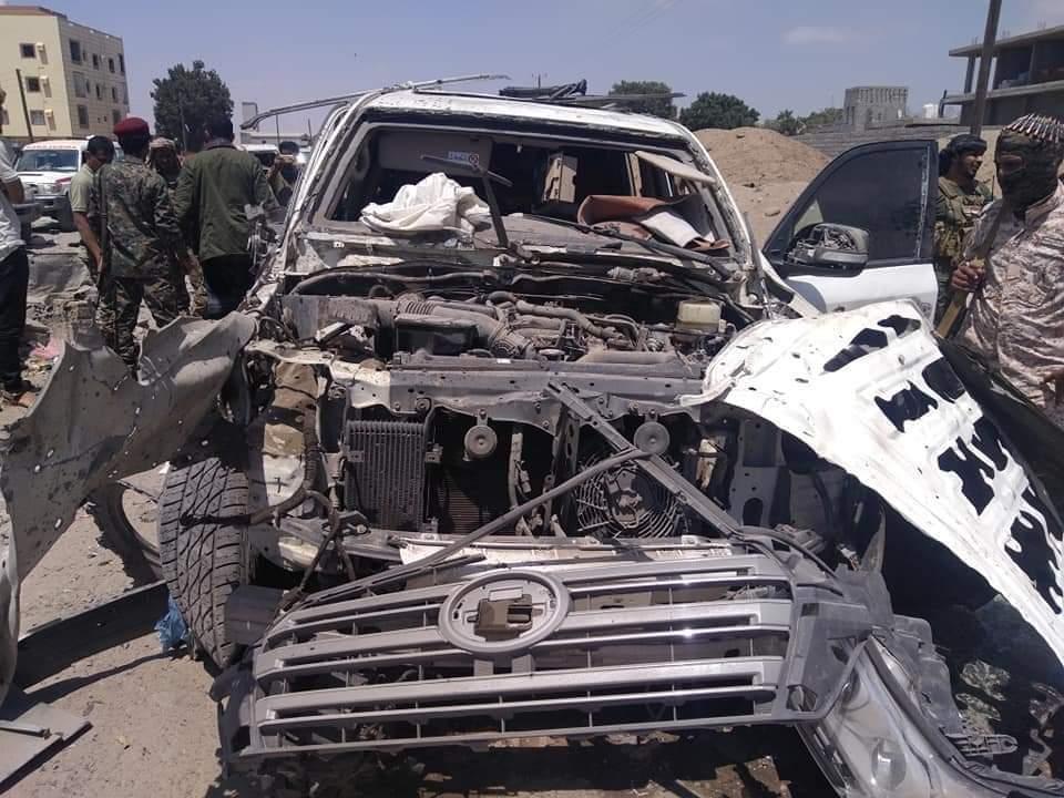 也门临时性北京首都亚丁产生对于安全部队的发生爆炸围攻