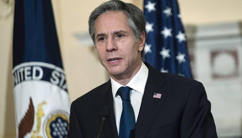 单独点名中国,美国务卿和《过渡国安战略指南》说了什么?
