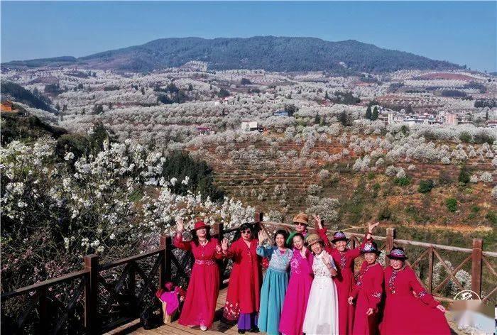 云南这个乡村美如童话世界 约吗?
