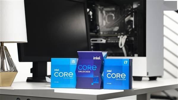 Intel 11代旗舰i9-11900K提前到手!波浪形包装盒吸睛的照片 - 19