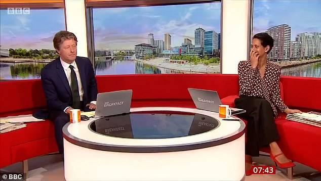 """开英国国旗和女王画像玩笑,BBC""""引火上身""""                                   图1"""