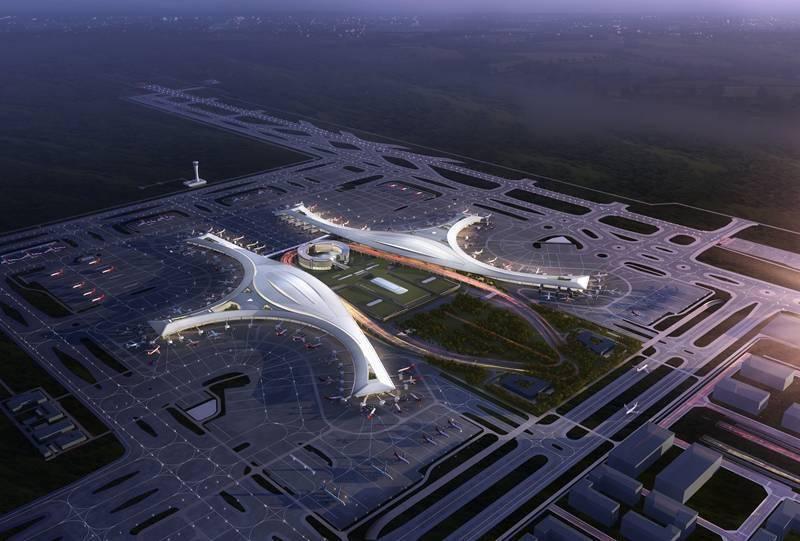 """成都天府国际机场又要""""飞""""了!今日将开展第二阶段试飞"""
