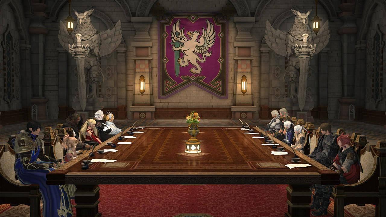 《最终幻想14》国际服5.5版本页面更新 追加新主线剧情