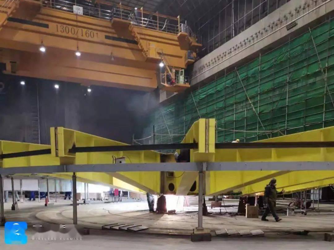 全面投产发电倒计时!今年7月1日前,乌东德水电站将全部建成