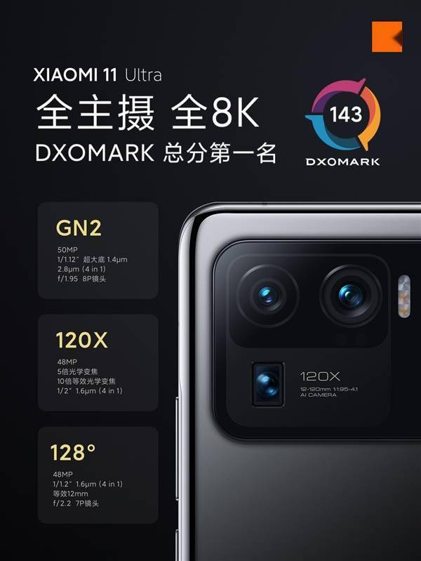 """小米11 Ultra正式发布:前后""""双屏""""、顶配6999元的照片 - 18"""