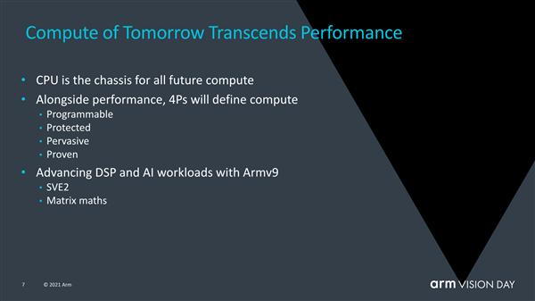 ARM发布ARMv9指令集 10年来最重要创新的照片 - 5