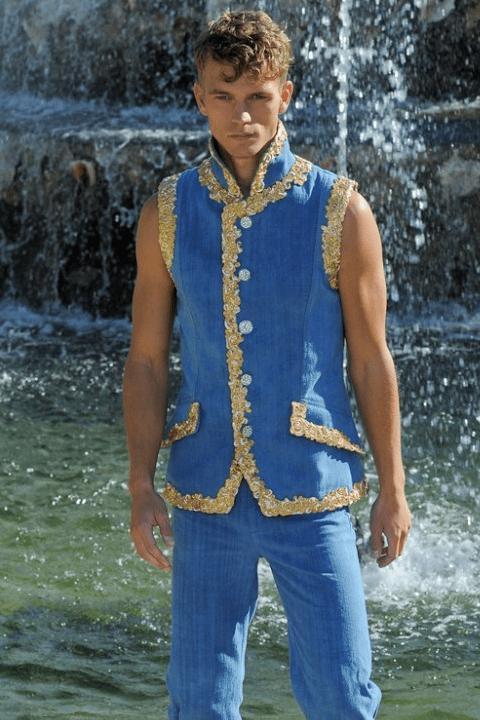 曾经的瑞典小王子Benjamin Eidem 如今都在干什么? 爸爸 第25张