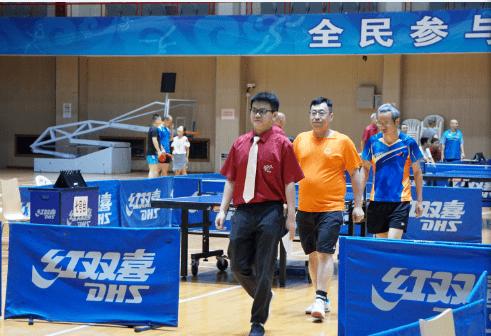 【公告】2021年嘉定工业区第十六届入驻企业乒乓球比赛来了!
