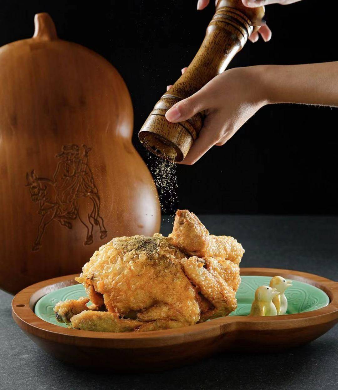 """陕西美食节在京启动,去这五家酒店享受""""油泼辣子""""好味道"""