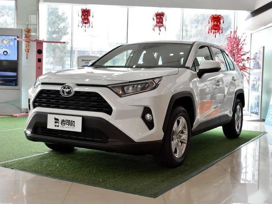 不到17万的丰田SUV,高颜值,硬朗造型,能否打赢CR-V?