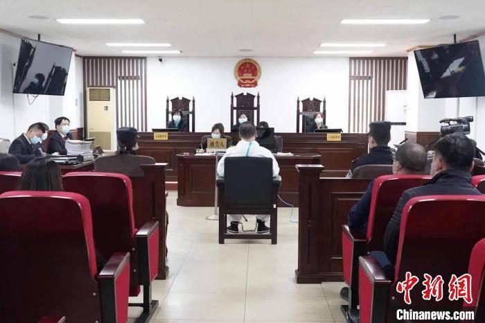 西安一男子因职务犯罪受审 致公共财产损失270余万元