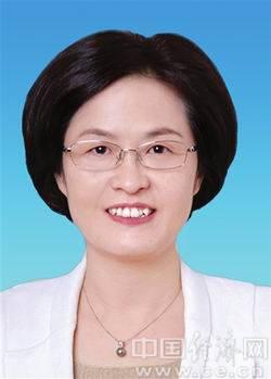 财政部副部长程丽华调任安徽省委副书记(图|简历)