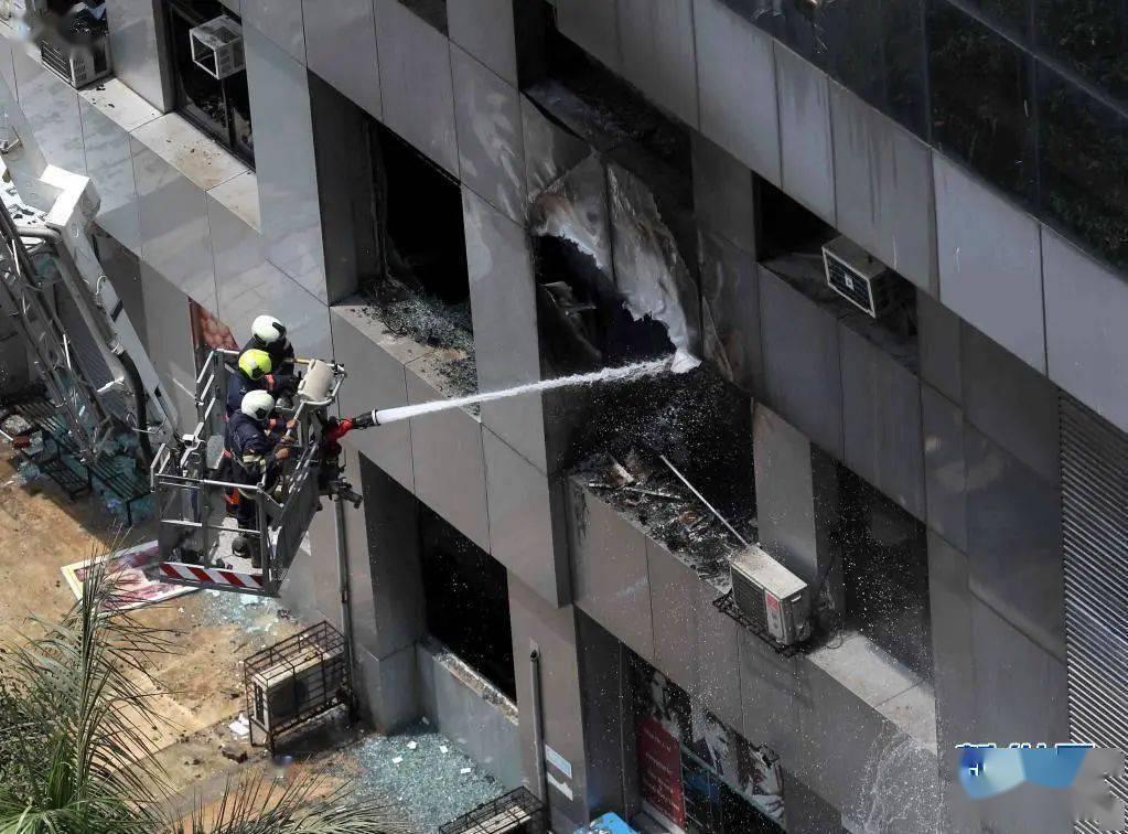 痛心!这座商场起火,致4人死亡