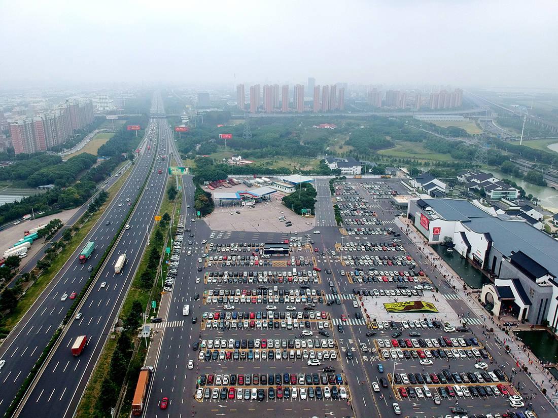 沿着高速看中国|京沪高速:来最美服务区,不仅仅加油吃饭