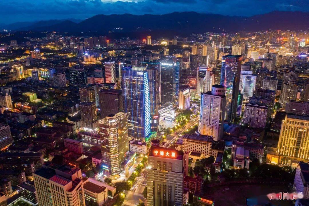 """福州上榜""""中国十大最具投资价值城市""""!年度重点项目投资额2.37万亿!  第1张"""