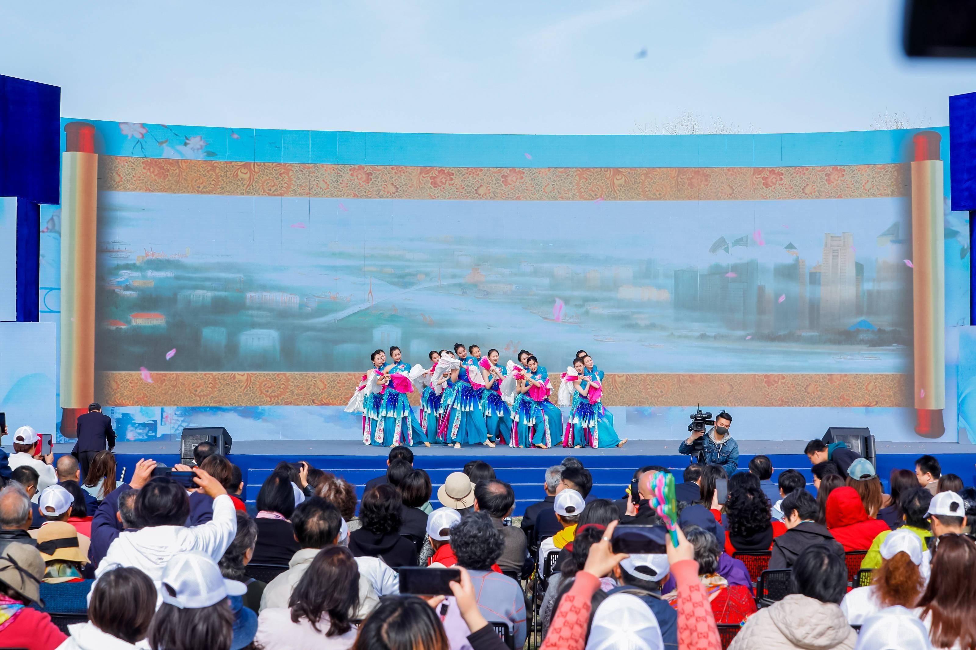 """2021年""""四季上海""""推广平台启动 十二项春季""""爆款""""文旅活动上线"""