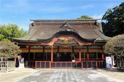 日本美景:福冈县的这些景点,你都知道吗?