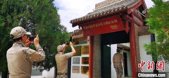 """甘肃""""红色小镇""""农商文旅融合 多元打造全域""""绿美净""""范本"""