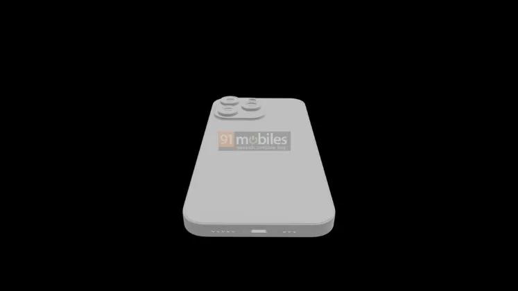 iPhone 13 Pro最新渲染图:四年来最大升级 窄刘海 微缝听筒的照片 - 8