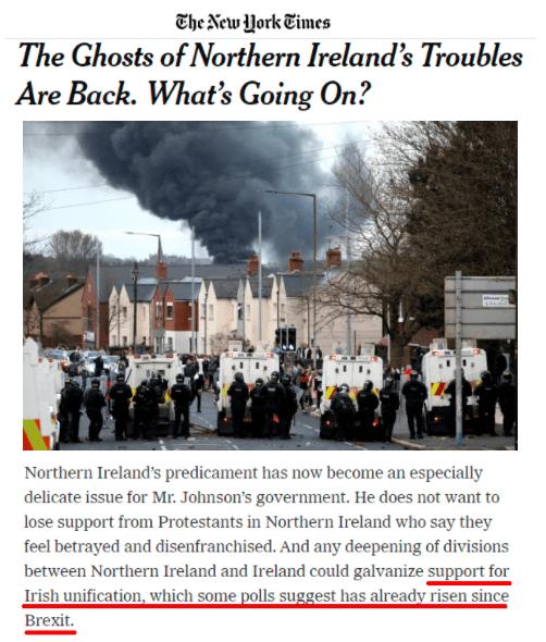 英国的这个地方又乱了,原因是……
